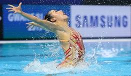 2019 광주세계수영선수권 대회 첫날