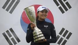 고진영, 에비앙 챔피언십 역전승…세계 랭킹 1위 탈환