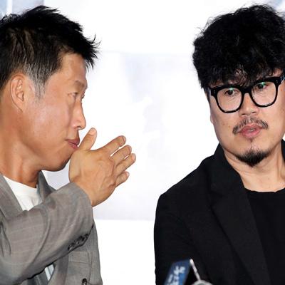 유해진-류준열-조우진, 영화 '봉오동 전투' 언론시사회