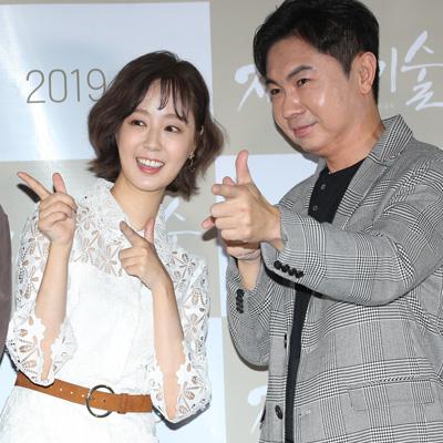 임원희-김강현-박해빛나-조성규 감독, 영화 '재혼의 기술' 제작보고회