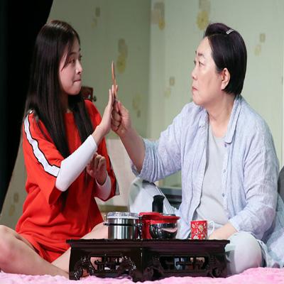 성병숙-김채원-양희경-서송희, 문슬아, '안녕 말판씨' 프레스콜