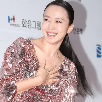 기주봉-전도연-공명-곽경택 감독,  '2019 부일영화상' 시상식