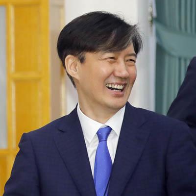 '검찰개혁 불쏘시개 역할' 조국 법무부 장관 사임