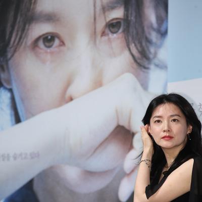 이영애-유재명-김승우 감독, 영화 '나를 찾아줘' 제작보고회