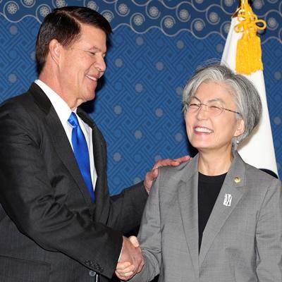 '한·미 고위급 경제협의회(SED)' 제4차 회의