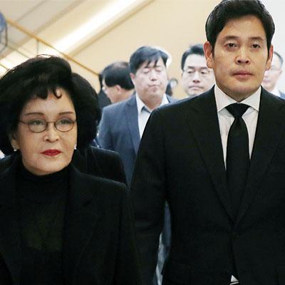 김우중 빈소 찾은 정재계 인사들