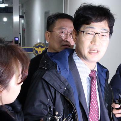 고은석 변호사-손종민 대표, 김건모 측 성폭행 고소에 무고로 맞고소