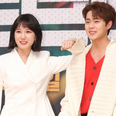 남궁민-박은빈-오정세-조병규, SBS 금토드라마 '스토브리그' 제작발표회