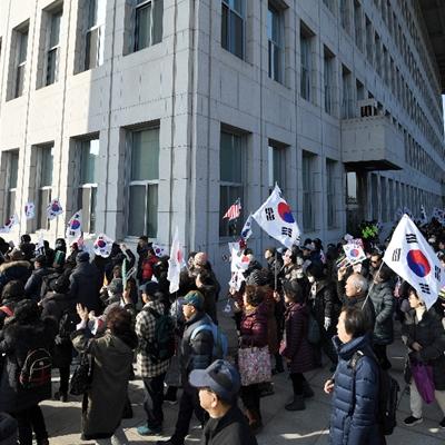 공수처법 선거법 날치기 규탄대회