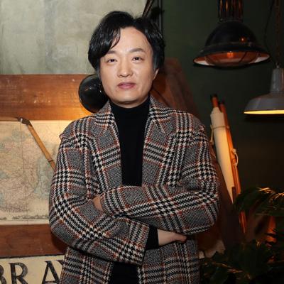 왕용범 연출-유준상, 뮤지컬 '영웅본색' (인터뷰 포토)
