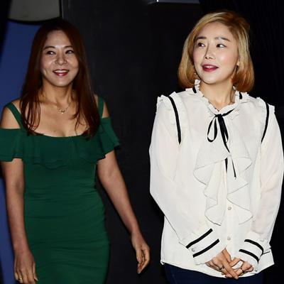 박세민-김정연-이백길-이채담, 영화 '낮손님' 언론시사회