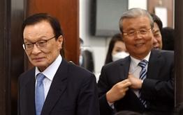 기본소득 띄운 김종인...연일 '좌클릭'에 당안팎 부글부글