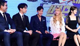 이원종-강미래-나태주-조소진-꽃빈, '내 상사는 백만 유튜버'  제작발표회