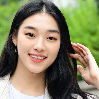 김설희 , 떠오르는 신인 (인터뷰 포토)