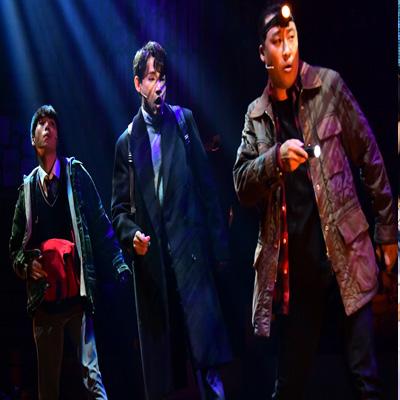 정대현-박시원-원종환-주민진, 뮤지컬 '더 모먼트' 프레스콜