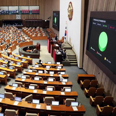 '전월세 4년보장·5% 상승제한' 임대차보호법 국회 통과