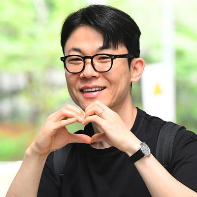 김규리-정우성-홍원찬 감독, TBS FM '김규리의 퐁당퐁당' 방송