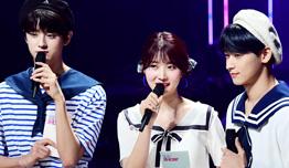 강다니엘-에이티즈-에릭남-체리블렛, SBS MTV '더쇼' 생방송