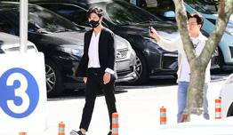 '방랑식객' 임지호-신성, KBS 방송국 출근길