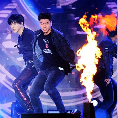 강다니엘-레드벨벳-오마이걸-에이비식스, '온택트 2020 강남페스티벌' 영동대로 K-POP 콘서트