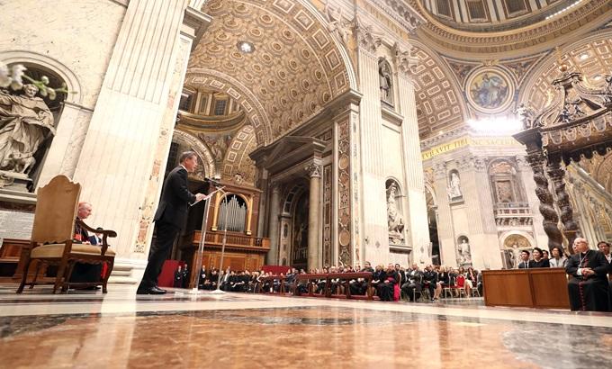 文 대통령 이탈리아·교황청 공식방문