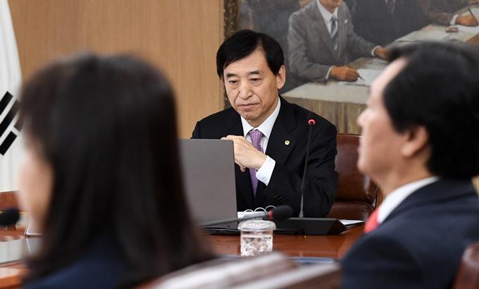 '역대 최저 금리'...한은, 1.25%로 인하