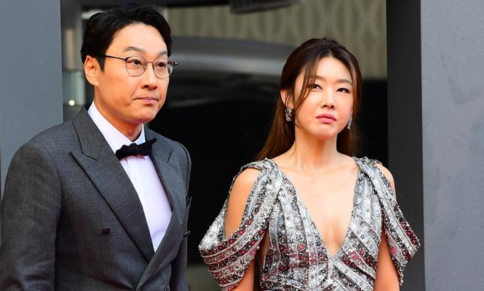 이병헌-이휘재-한혜진-이정은-정해인, '제56회 대종상 영화제' 레드카펫