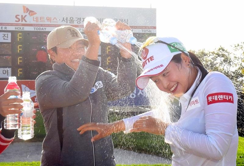 서울경제 레이디스 클래식, '반박불가' 최혜진 우승!