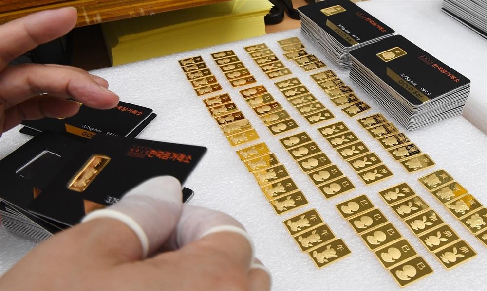 金 넘는 금값…3일째 최고가 행진