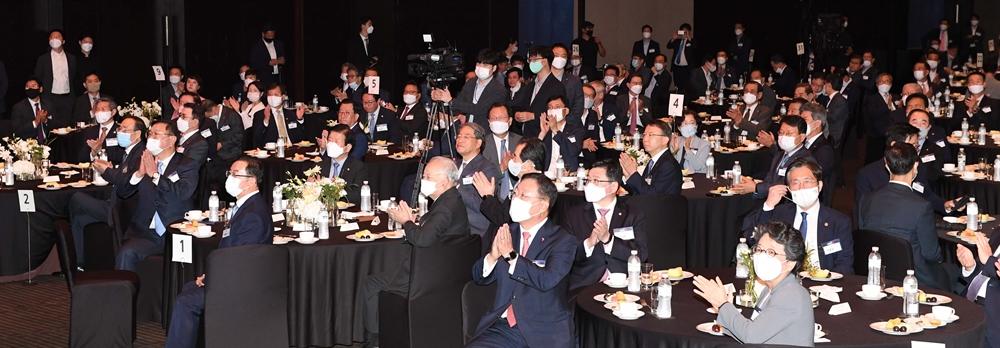 서울경제 창간 60주년 기념식
