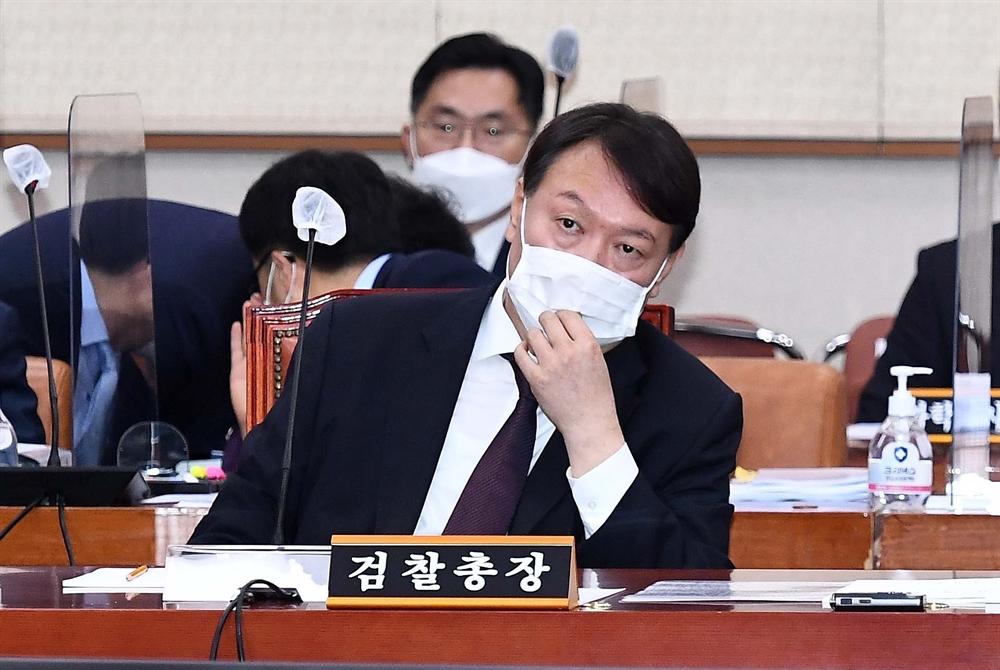 무슨 말할까…윤석열 '임기 마지막 국감'