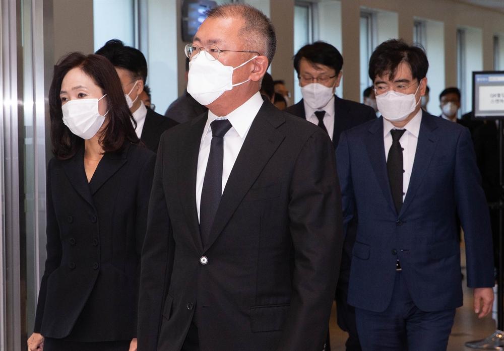 정의선 현대자동차그룹 회장/사진공동취재단