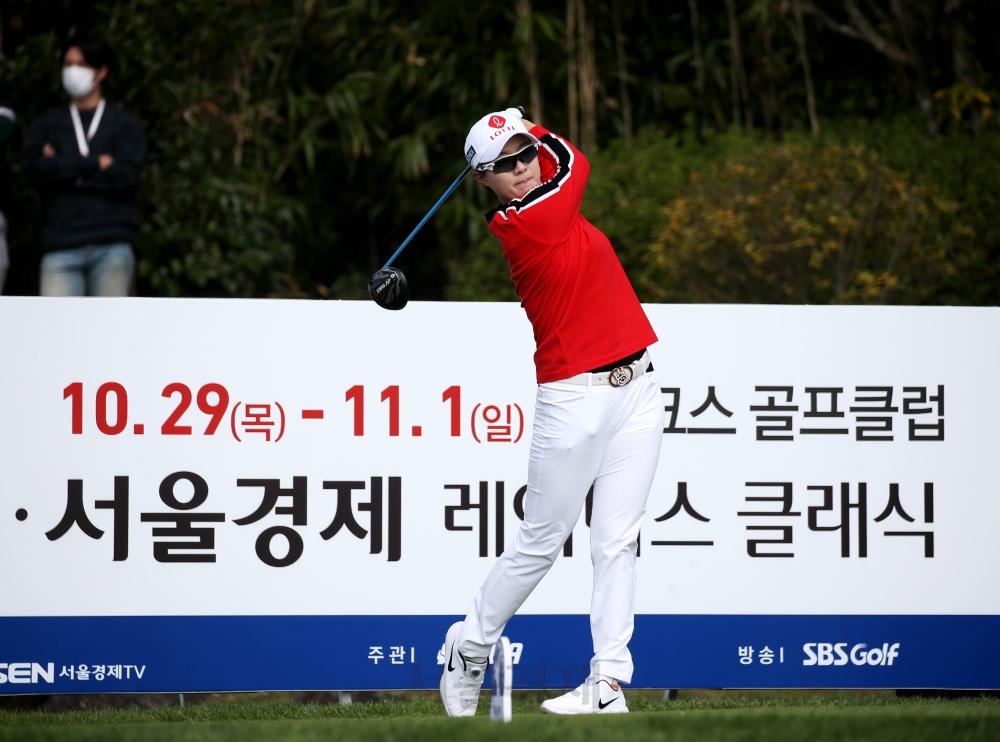 김효주 '나이스 샷'