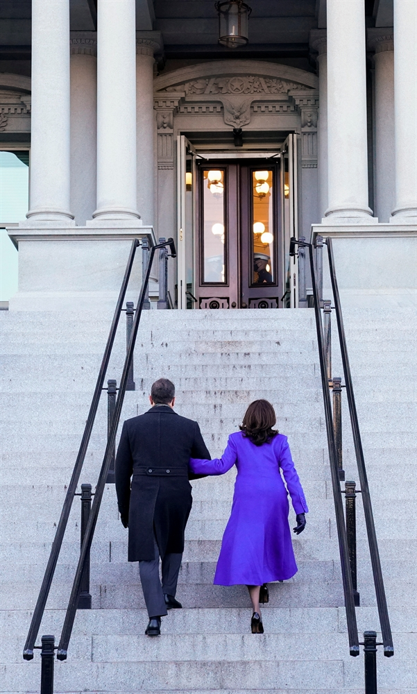 바이든 대통령 공식 취임