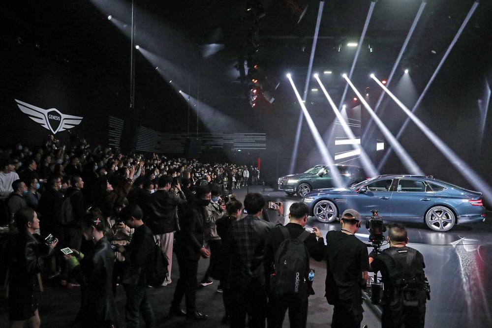 2021 상하이 모터쇼 개막