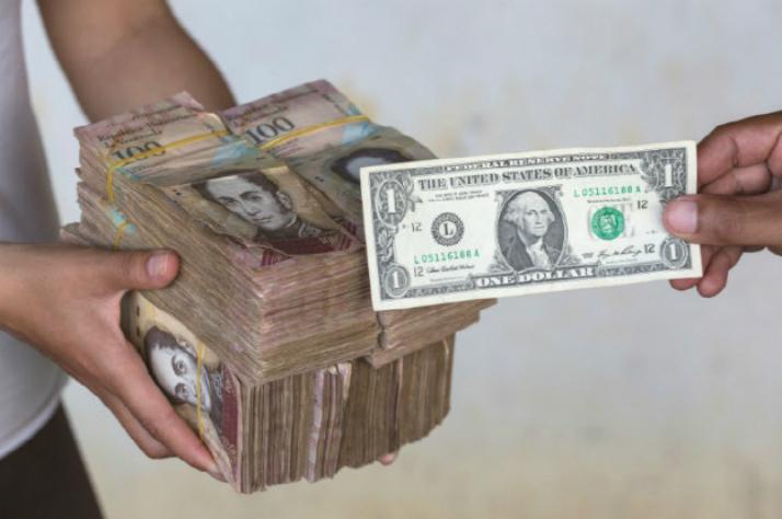 경기 파탄 베네수엘라, 비트코인 중심 경제 이뤄질까