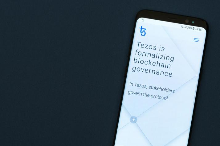 '자체 수정 블록체인' 테조스, 첫 개정안 투표 완료