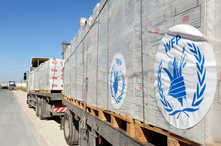 [UDC 2019]유엔세계식량계획, 블록체인 기술로 난민 10만명 지원했다