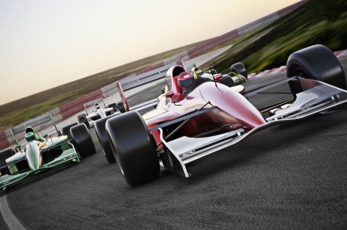 블록체인으로 만든 가상의 F1 레이싱카 1,800만 원에 낙찰