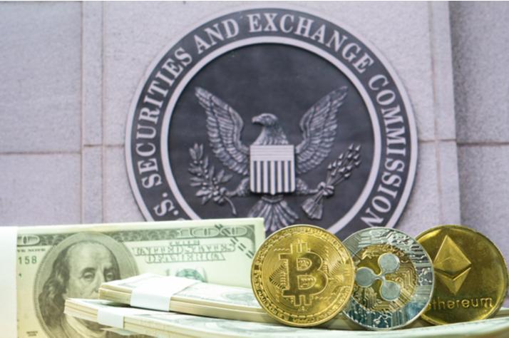 """美 SEC """"비트코인 선물시장 위험성 커"""" 성명 발표...비트코인 ETF 승인 빨간불?"""