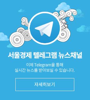 서울경제 텔레그램 뉴스채널을 선택하세요