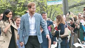 [글로벌Why] 英왕손부부 호주방문 숨은 의미는
