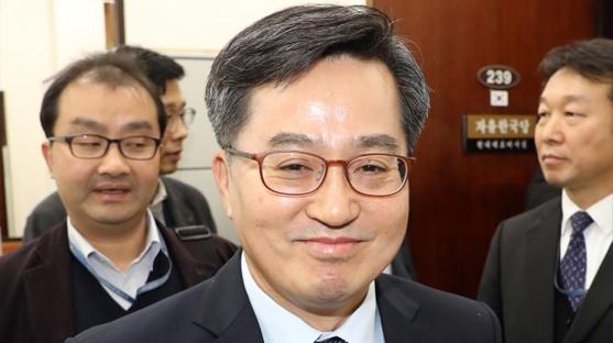 """""""지금 경제는…"""" 떠나는 김동연 작심하고 꺼낸 '한마디'"""