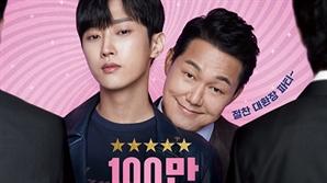 '내안의 그놈' 진영X박성웅, 100만 명 관객 돌파