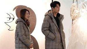 '연애의 맛' 이필모♥서수연, 필연 커플의 웨딩촬영기…감탄만발 웨딩드레스 자태
