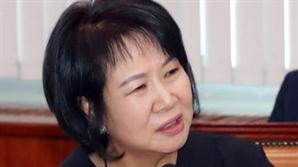 손혜원, 부친 독립유공자 재신청 앞서 작년 2월 보훈처장 만나