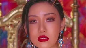 마마무 화사, 솔로 데뷔곡 '멍청이' 음원차트 1위 등극