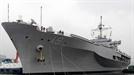 한미연합훈련 임박? 美 7함대 지휘함, 부산 온 이유는