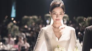 """[공식] '3월의 신부' 공현주, 순백의 웨딩사진 공개 """"예쁘게 잘 살겠다."""""""