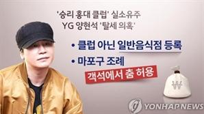 버닝썬 게이트, YG게이트로 번지나…국세청 특별세무조사